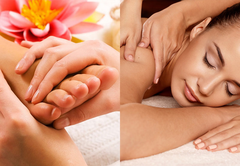 Massage and Reflexology Packages
